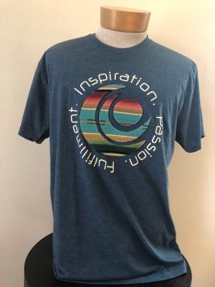 Crew neck t-shirt unisex (front) $36