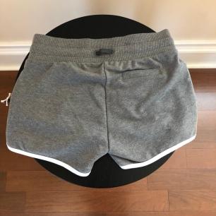 Grey Shorts Back $55